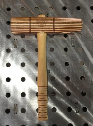 Metal Shaping Large Shrinking/Stretching/Planishing Mallet